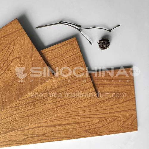 Nordic All-ceramic Wood Grain Tile Living Room Balcony Floor Tile-MY1023 200mm*1000mm