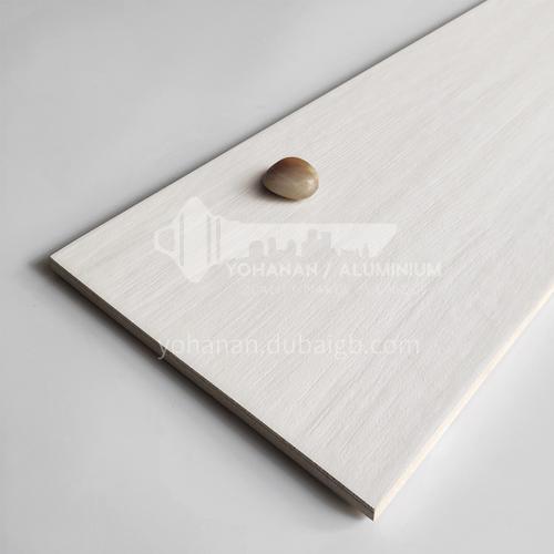 Nordic all-ceramic wood-grain tile living room balcony floor tile-MY2262 200mm*1200mm