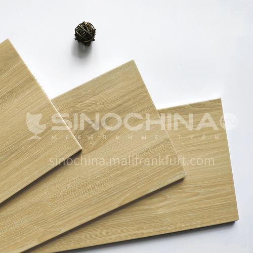 Nordic All Porcelain Wood Grain Tile Living Room Balcony Floor Tile-MY2263 200mm*1200mm
