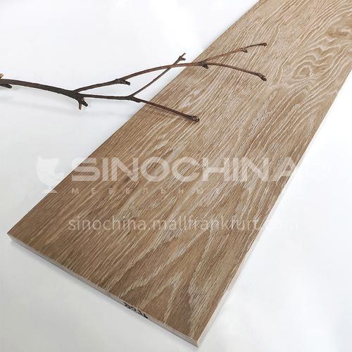 Nordic All-ceramic Wood Grain Tile Living Room Balcony Floor Tile-MY9508 150mm*900mm