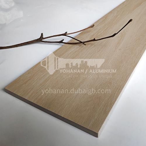 Nordic all-ceramic wood grain tile living room balcony floor tile-MY9510 150mm*900mm