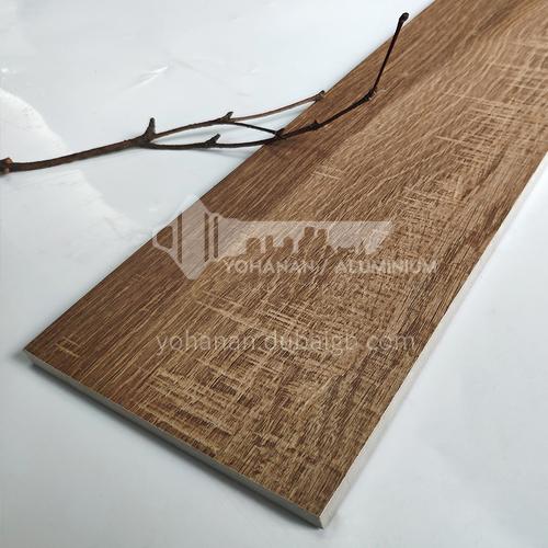Nordic wood grain tile imitation solid wood bedroom living room balcony floor tiles-MY9513 150mm*900mm
