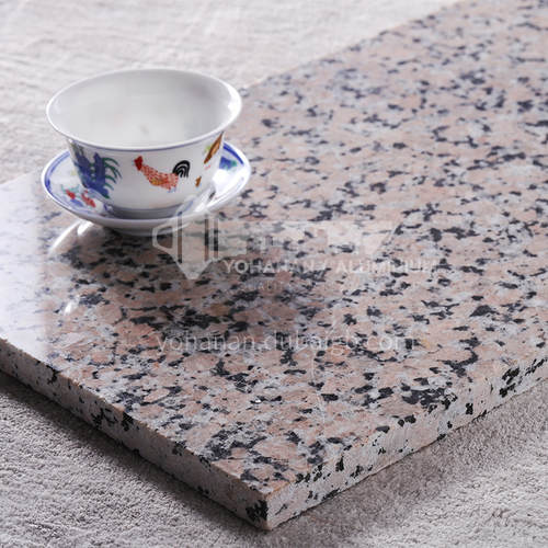Commonly used hot-selling stone for indoor and outdoor natural red granite G-S897B