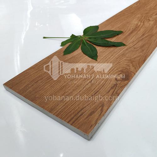 Nordic wood grain tile imitation solid wood bedroom living room balcony floor tiles-MY9516 150mm*900mm
