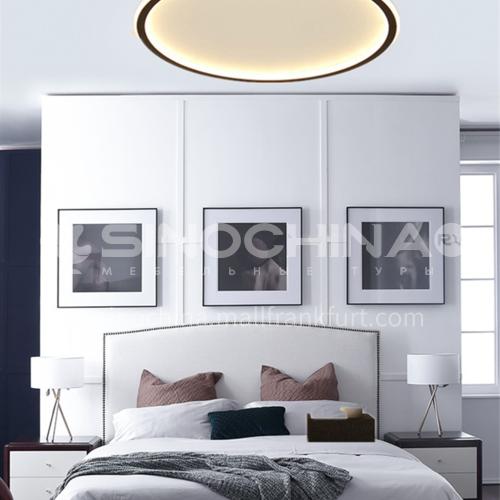 Bedroom ceiling lamp led modern balcony lamp Nordic round living room bedroom lamp DR-J7126