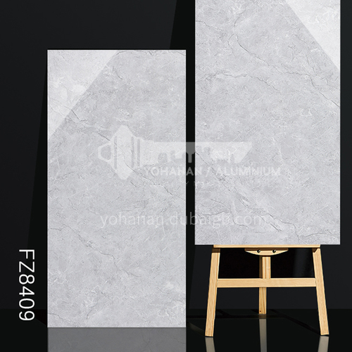 Simple and modern living room background wall tiles-FEZFZ8409 400*800mm
