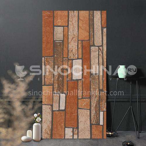 Exterior wall  tile rustic tile  courtyard wall  tile retro bluestone cultural  tile-WLKP30816 300*600mm