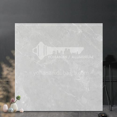 Grey King Kong marble tile floor tiles modern non-slip wear-resistant living room bedroom floor tiles-FEZT8858 800*800mm