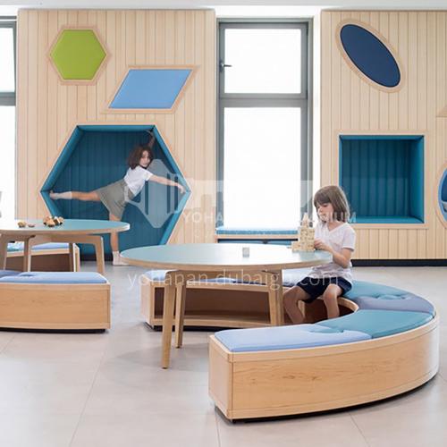 Education-Children educational institution design BE1028