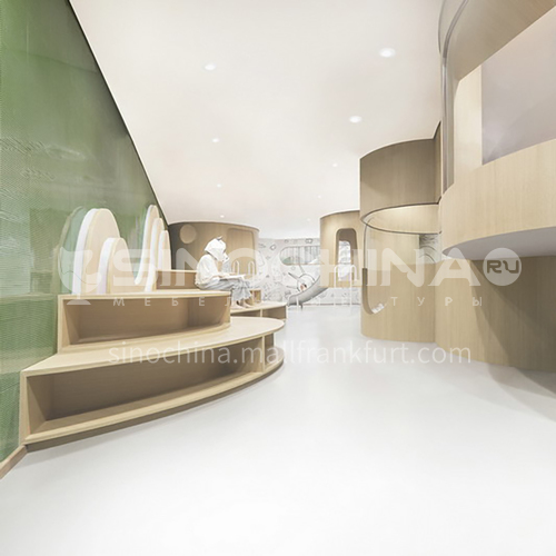 Education-Early Childhood Education Space Design BE1029