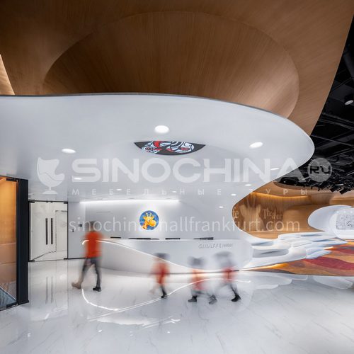 Education-Early Childhood Education Space Design BE1032