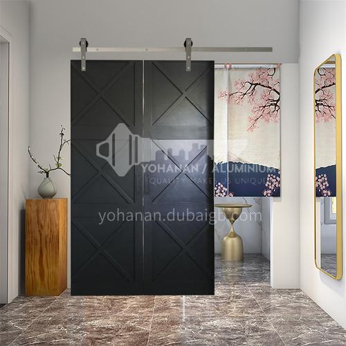 G2 Modern New Barn Door Sliding Door Kitchen Sliding Wooden Door Hanging Sliding Door Toilet Door24
