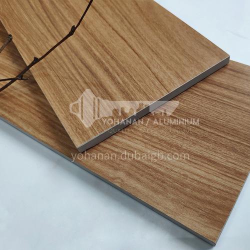 Nordic All Porcelain Wood Grain Tile Living Room Balcony Floor Tile-MY9517 150mm*900mm