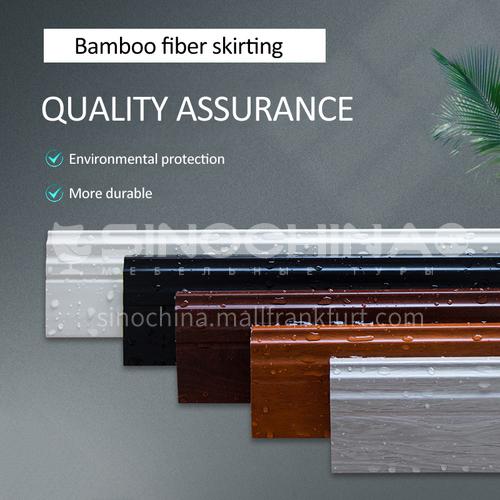 Bamboo fiber environmental skirting LXX601