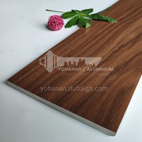 Nordic all-ceramic wood grain tile living room balcony floor tile-MY9519 150mm*900mm