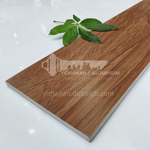 Nordic All Porcelain Wood Grain Tile Living Room Balcony Floor Tile-MY9520 150mm*900mm