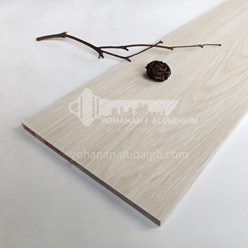 Nordic All Porcelain Wood Grain Tile Living Room Balcony Floor Tile-MY21067 200mm*1000mm