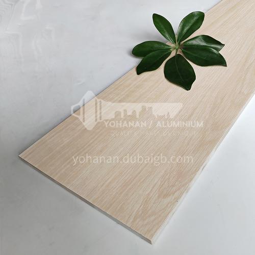 Nordic all-ceramic wood grain tile living room balcony floor tile MY21068 200mm*1000mm