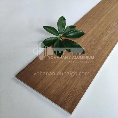 Nordic All-ceramic Wood Grain Tile Living Room Balcony Floor Tile-MY21069 200mm*1000mm