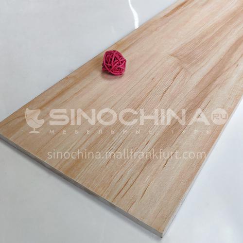 Nordic All-ceramic Wood Grain Tile Living Room Balcony Floor Tile-MY22082 200mm*1000mm