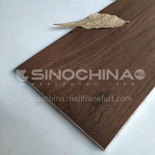 Nordic All-ceramic Wood Grain Tile Living Room Balcony Floor Tile-MY22086 200mm*1000mm