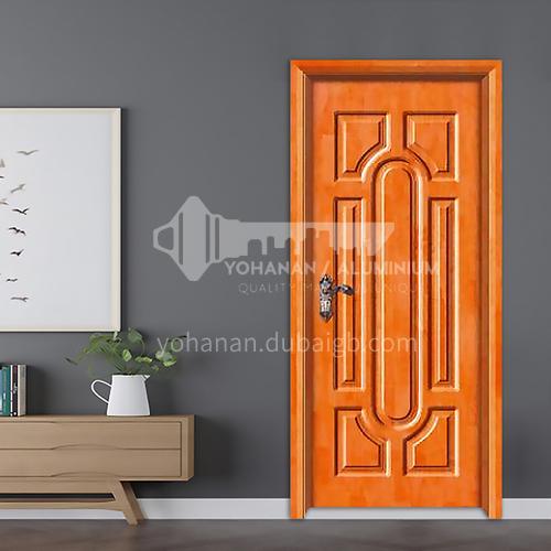 Classical style oak solid wood deep carved door room door bedroom interior door
