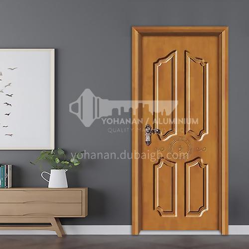 G oak deep carved door interior door bathroom door kitchen door hotel apartment door 23