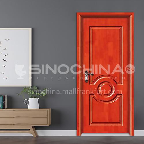 G oak deep carved door interior door bathroom door kitchen door hotel apartment door 26
