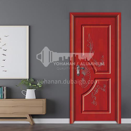 G oak deep carved door interior door bathroom door kitchen door hotel apartment door 24