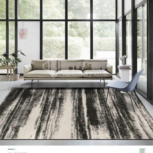 Line Abstract carpet thickness 0.8cm 19DT-19