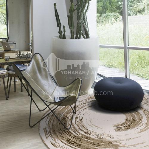 New Chinese round carpet HLD-19-01