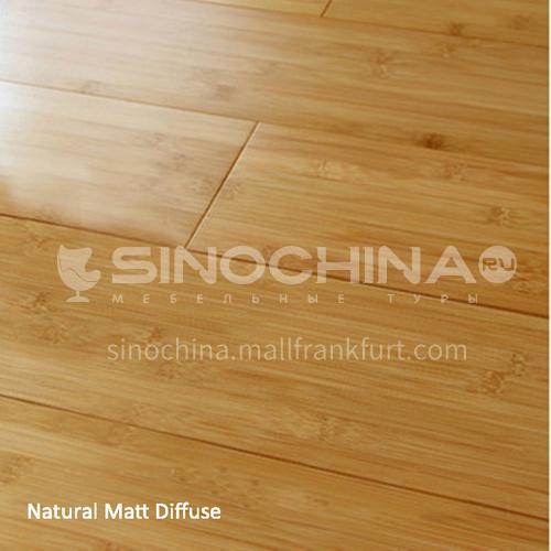 Bamboo floor ZDB-5 semi-matte