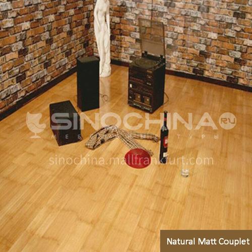 Bamboo floor ZDB-5 teak color