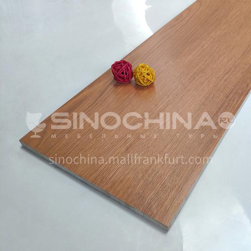 Nordic All Porcelain Wood Grain Tile Living Room Balcony Floor Tile-MY22089 200mm*1000mm