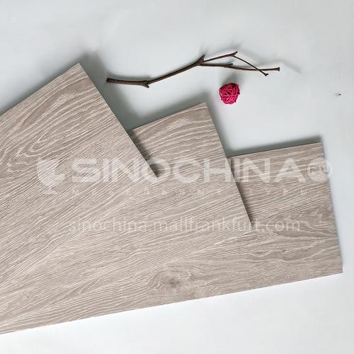 Nordic all-ceramic wood grain tile living room balcony floor tile-MY22901 200mm*1000mm
