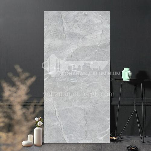 Whole body marble glazed tile simple modern anti-kitchen living room tile-WLK84008 400*800mm