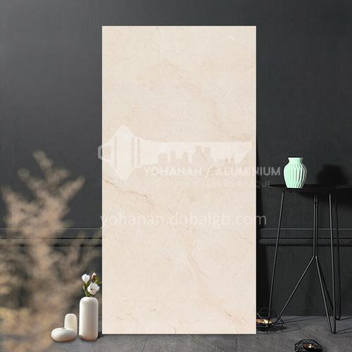 Whole body marble glazed tile simple modern anti-kitchen living room tile-WLKF8Z1013 400*800mm
