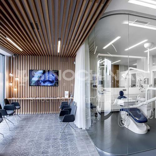 Medical-Modern Dental Hospital Design BE1004