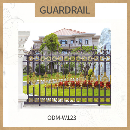 Aluminum fence ODM-W123