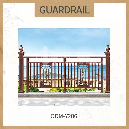 Aluminum fence ODM-Y206