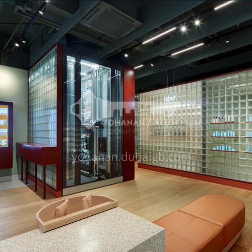 Medical-Modern Pharmacy Design BE1005