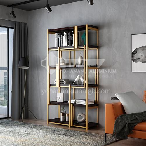 Steel Nordic Multi-layer Rack Bookshelf