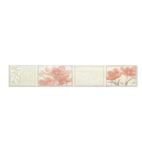 Kitchen tile bathroom wall tile matching brick waist line-FEZ38016Y 60*300mm