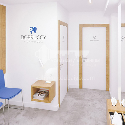 Medical-Modern Private Clinic BE1012