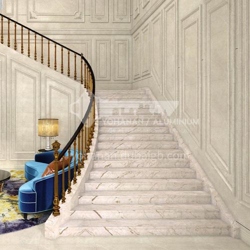 גרם מדרגות שיש בצבע בז 'טבעי M-MA07N