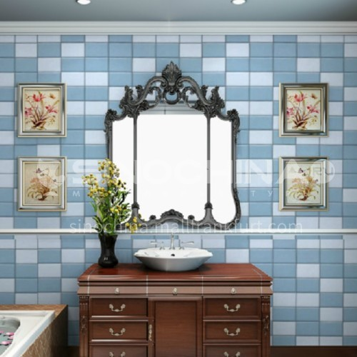 Waterproof and mildew proof modern living room bedroom Self-Adhesive Wallpaper  140000-1