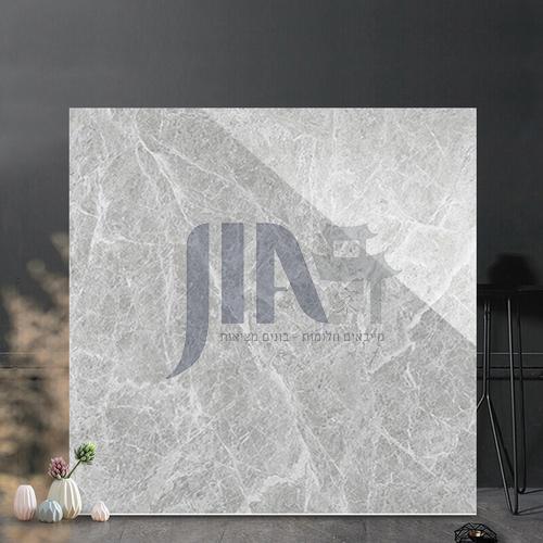 Grey King Kong marble tile floor tiles modern non-slip wear-resistant living room bedroom floor tiles-FEZF81049 800*800mm