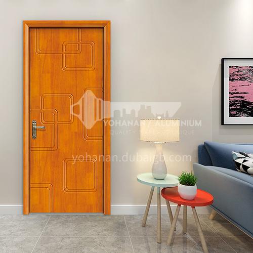 G modern classic oak flat carved door room door interior door kitchen door solid wood door 2