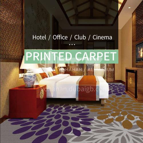 Cinema Project printed carpet series 9