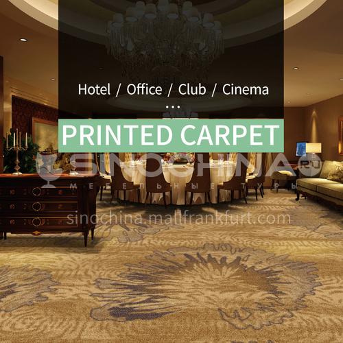Club / Cinema / Project printed carpet series 5